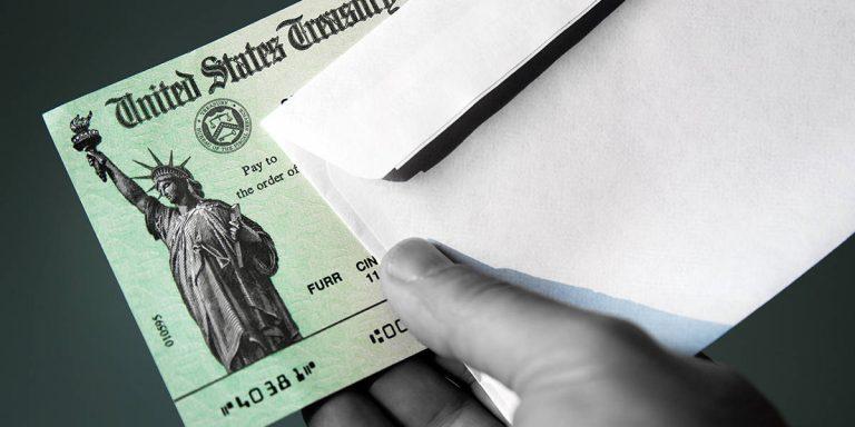 Divorce and Tax refund or Stimulus Checks
